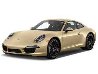 2015 Porsche 911 2-Door Coupe GT3