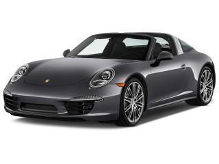 2015 Porsche 911 2-Door Targa 4