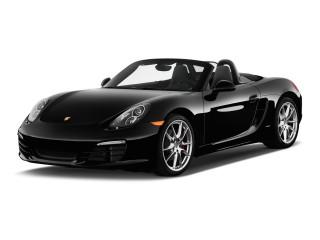 2015 Porsche Boxster Photos