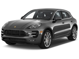 2015 Porsche Macan AWD 4-Door Turbo