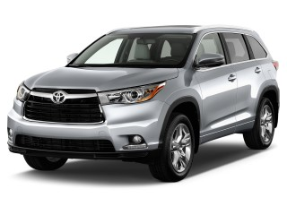 2015 Toyota Highlander FWD 4-Door V6 LE (GS)