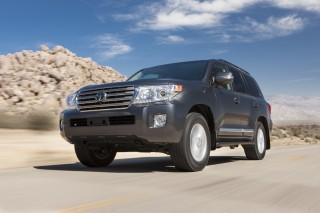 2015 Toyota Land Cruiser Photo