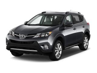 2015 Toyota RAV4 FWD 4-Door Limited (Natl)