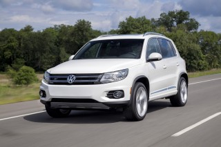 2015 Volkswagen Tiguan