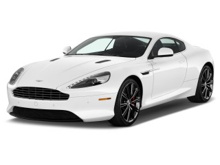 2016 Aston Martin DB9 Photos