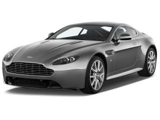 2016 Aston Martin V8 Vantage Photos