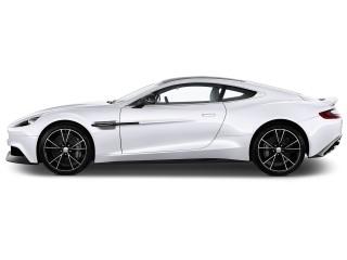 2016 Aston Martin Vanquish Photos