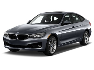 2016 BMW 3 Series Gran Turismo 5dr 328i xDrive Gran Turismo AWD SULEV Angular Front Exterior View
