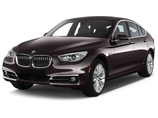 2016 BMW 5-Series Gran Turismo Photos