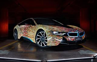 2016 BMW i8 Futurism Edition by Garage Italia Customs