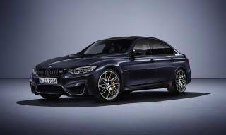 2017 BMW M3 30 Jahre Edition