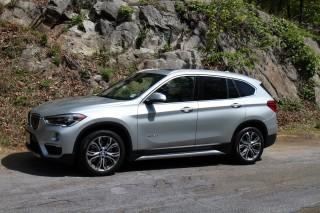 2016 BMW X1 xDrive 28i, Bear Mountain, NY, May 2016
