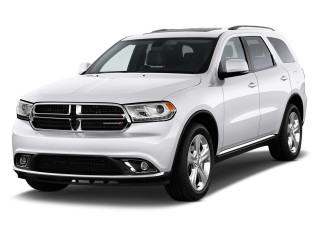 2016 Dodge Durango Photos