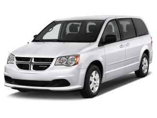 2016 Dodge Grand Caravan Photos