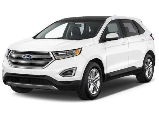 2016 Ford Edge Photos