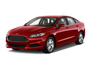 2016 Ford Fusion Photos