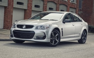 2016 Holden Commodore SV6 Black Edition