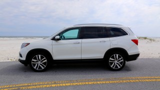 2016 Honda Pilot Touring long-term road test