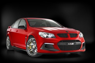 HSV special edition models celebrate end of naturally-aspirated V-8s