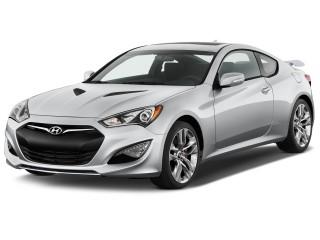2016 Hyundai Genesis Coupe Photos