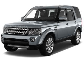 2016 Land Rover LR4 Photos