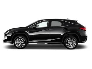 2016 Lexus RX 350 Photos