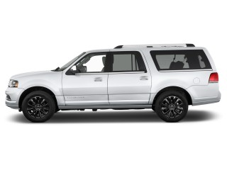 2016 Lincoln Navigator L 4WD 4-door Select Side Exterior View