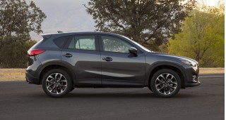 2016 Mazda CX-5 Photos