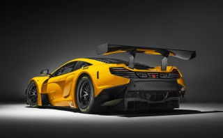 2016 McLaren 650S GT3 Revealed Ahead Of Geneva Motor Show