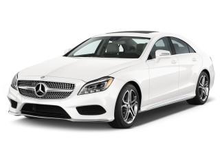 2016 Mercedes-Benz CLS Class Photos