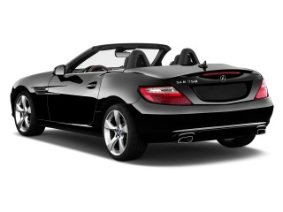 2016 Mercedes-Benz SLK Class Photos