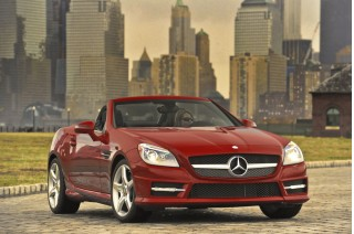 Used Mercedes-Benz SLK Class