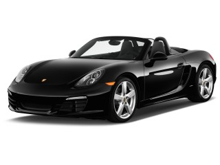 2016 Porsche Boxster Photos