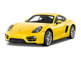 2016 Porsche Cayman Photos