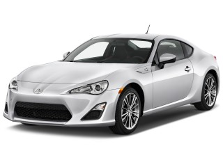 2016 Scion FR-S Photos