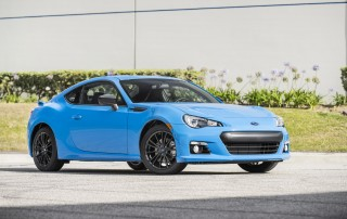 2016 Subaru BRZ Series.HyperBlue