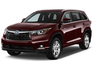 2016 Toyota Highlander Hybrid Photos