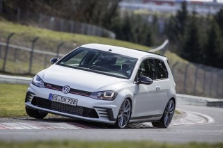 VW GTI Clubsport S debuts, breaks 'Ring record for FWD cars