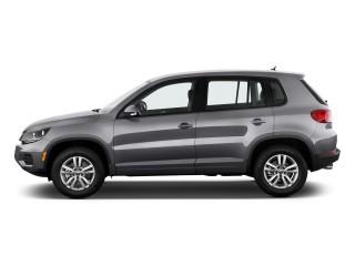 2016 Volkswagen Tiguan Photos