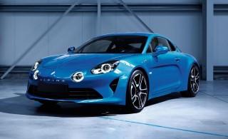 Alpine reveals 718 Cayman rival, confirms A110 name