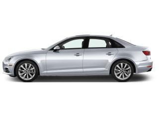 2017 Audi A4 Photos