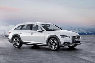 2017 Audi A4 Allroad preview