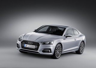 2018 Audi A5 Coupe (Euro-spec)