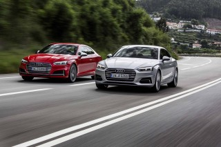 Sibling rivalry renewed: 2018 Audi A5 and S5 first drive review
