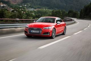 2017 Audi S5 First Drive
