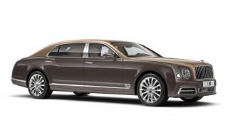 2017 Bentley Mulsanne Extended Wheelbase First Edition