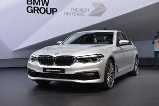 2017 BMW 5-Series