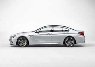 2017 BMW M6 Gran Coupe