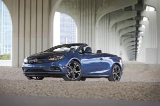 2017 Buick Cascada ST