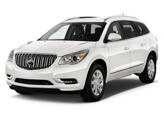 2017 Buick Enclave Photos